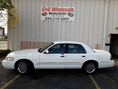 2002 Mercury Grand Marquis for sale in Cleveland, OH