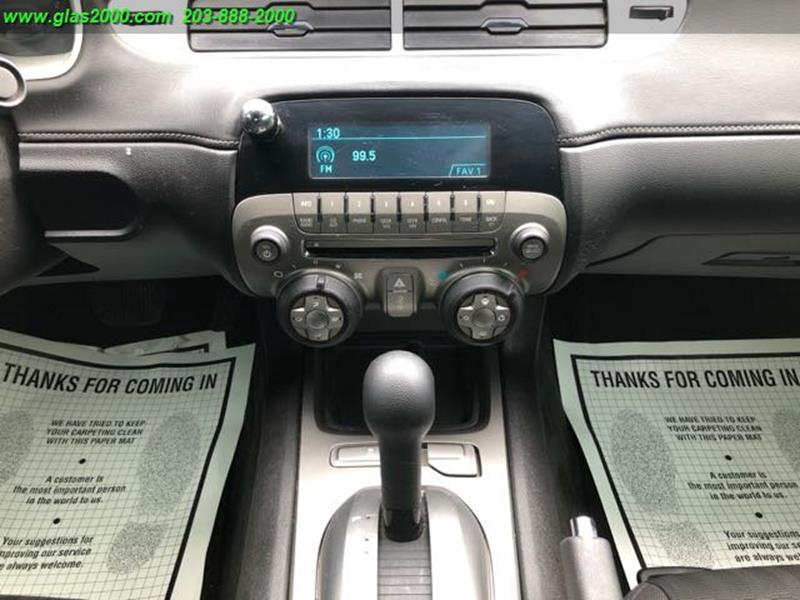 2015 Chevrolet Camaro LS 2dr Coupe w/2LS In Seymour CT