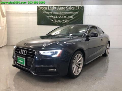 2015 Audi A5 for sale in Seymour, CT