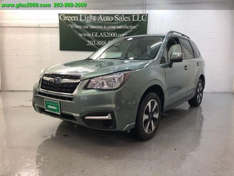 2018 Subaru Forester for sale in Seymour, CT
