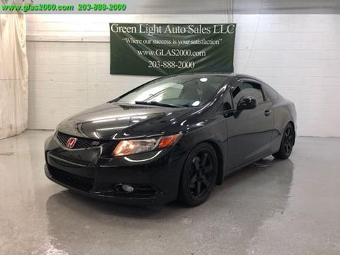 2012 Honda Civic for sale in Seymour, CT