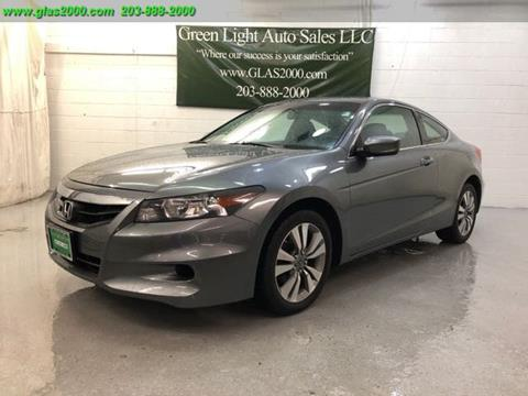 2012 Honda Accord for sale in Seymour, CT