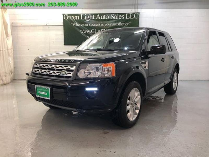 2011 Land Rover Lr2 AWD 4dr SUV In Seymour CT - Green Light