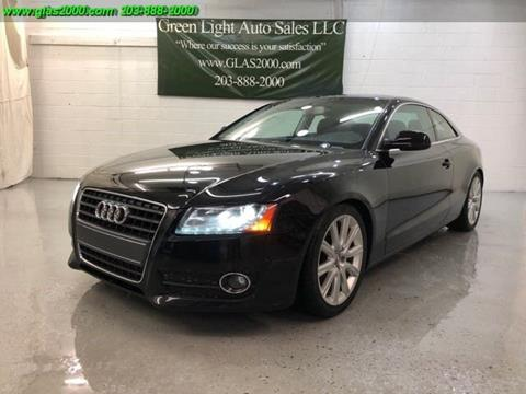 2010 Audi A5 for sale in Seymour, CT