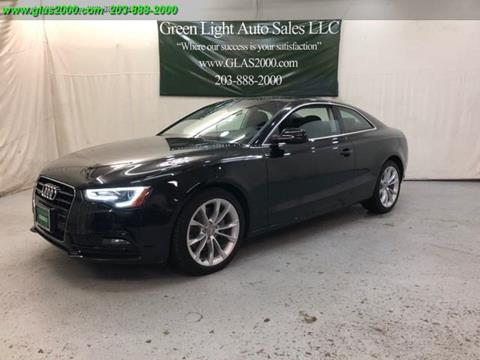 2014 Audi A5 for sale in Seymour, CT