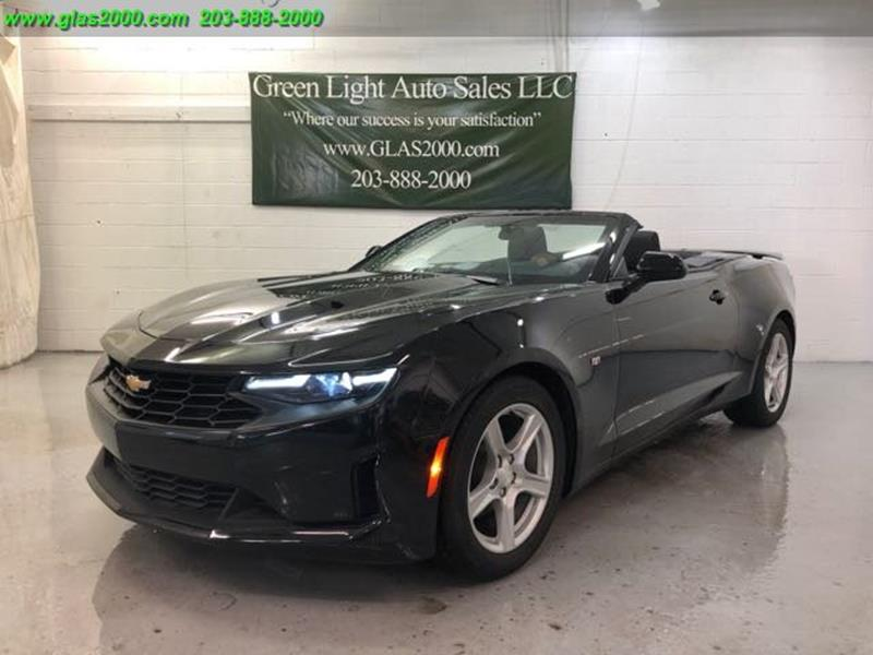 2019 Chevrolet Camaro LT 2dr Convertible w/1LT In Seymour CT