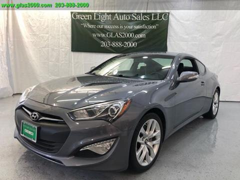 2015 Hyundai Genesis Coupe for sale in Seymour, CT