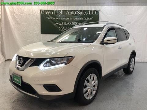 2016 Nissan Rogue for sale at Green Light Auto Sales LLC in Bethany CT