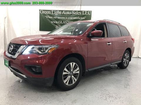 2017 Nissan Pathfinder for sale in Seymour, CT
