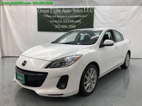 2013 Mazda MAZDA3 for sale in Seymour, CT