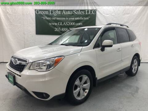 2015 Subaru Forester for sale in Seymour, CT