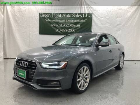 2015 Audi A4 for sale at Green Light Auto Sales LLC in Bethany CT