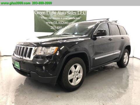 2013 Jeep Grand Cherokee for sale at Green Light Auto Sales LLC in Bethany CT