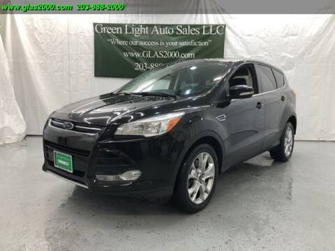 2013 Ford Escape for sale at Green Light Auto Sales LLC in Bethany CT