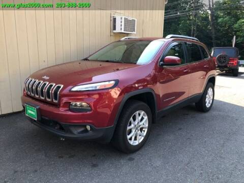 2015 Jeep Cherokee for sale at Green Light Auto Sales LLC in Bethany CT