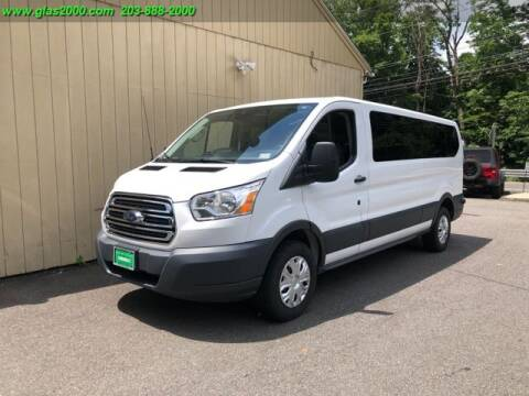 2016 Ford Transit Passenger for sale at Green Light Auto Sales LLC in Bethany CT