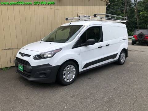 2017 Ford Transit Connect Cargo for sale at Green Light Auto Sales LLC in Bethany CT