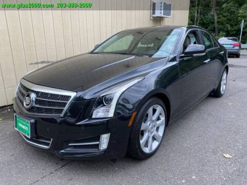 2013 Cadillac ATS for sale at Green Light Auto Sales LLC in Bethany CT