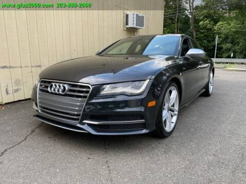 2013 Audi S7 for sale at Green Light Auto Sales LLC in Bethany CT