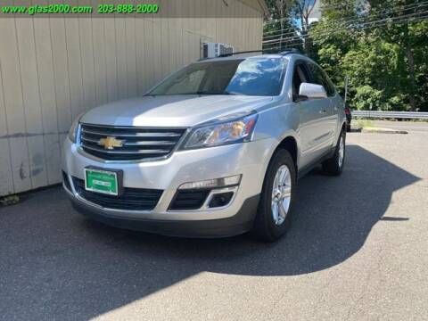 2014 Chevrolet Traverse for sale at Green Light Auto Sales LLC in Bethany CT