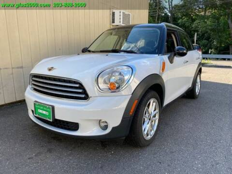 2014 MINI Countryman for sale at Green Light Auto Sales LLC in Bethany CT