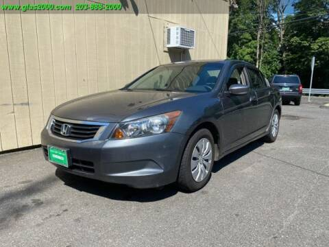 2008 Honda Accord for sale at Green Light Auto Sales LLC in Bethany CT