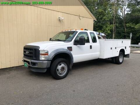 2010 Ford F-550 Super Duty for sale at Green Light Auto Sales LLC in Bethany CT