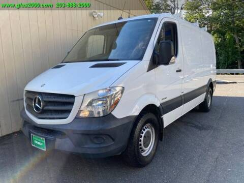 2016 Mercedes-Benz Sprinter Cargo for sale at Green Light Auto Sales LLC in Bethany CT