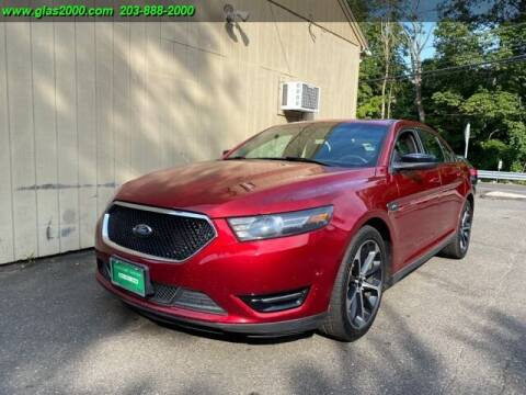 2015 Ford Taurus for sale at Green Light Auto Sales LLC in Bethany CT