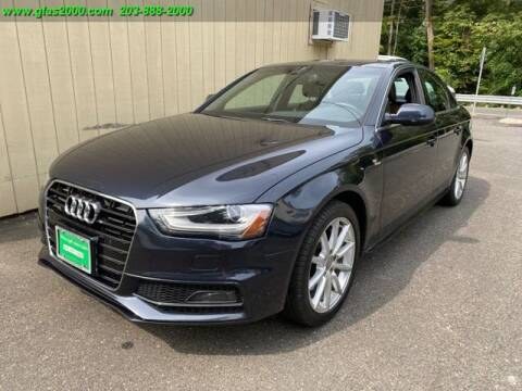 2014 Audi A4 for sale at Green Light Auto Sales LLC in Bethany CT