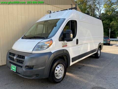 2016 RAM ProMaster Cargo for sale at Green Light Auto Sales LLC in Bethany CT