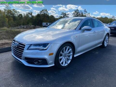 2012 Audi A7 for sale at Green Light Auto Sales LLC in Bethany CT