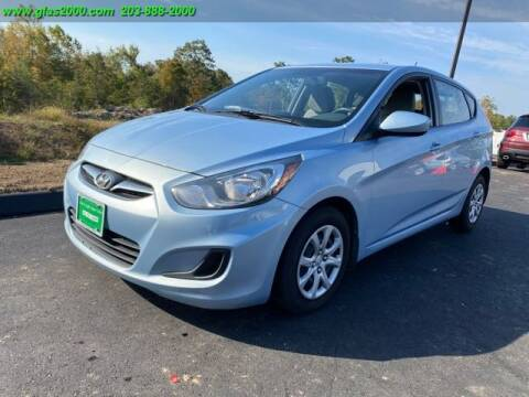 2012 Hyundai Accent for sale at Green Light Auto Sales LLC in Bethany CT