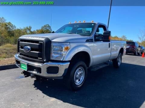2013 Ford F-250 Super Duty for sale at Green Light Auto Sales LLC in Bethany CT