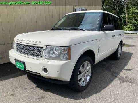 2008 Land Rover Range Rover for sale at Green Light Auto Sales LLC in Bethany CT
