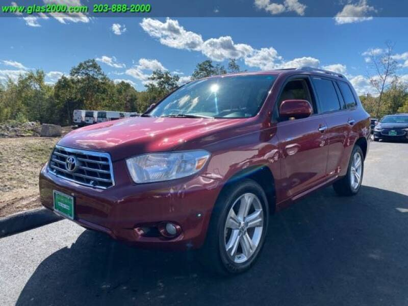 2010 Toyota Highlander for sale at Green Light Auto Sales LLC in Bethany CT