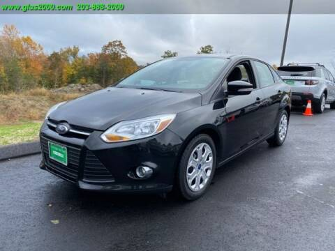 2012 Ford Focus for sale at Green Light Auto Sales LLC in Bethany CT