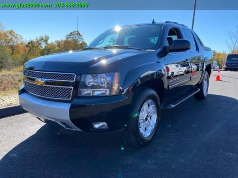 2011 Chevrolet Avalanche for sale at Green Light Auto Sales LLC in Bethany CT