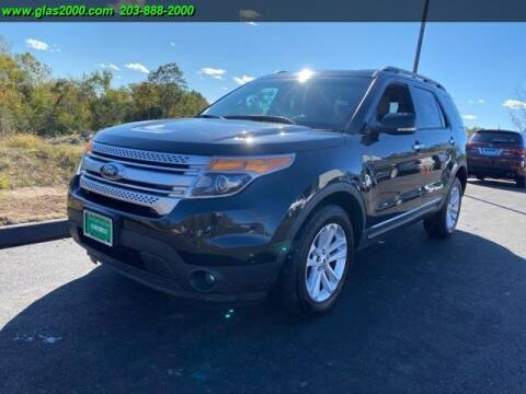 2014 Ford Explorer for sale at Green Light Auto Sales LLC in Bethany CT