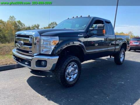 2014 Ford F-250 Super Duty for sale at Green Light Auto Sales LLC in Bethany CT