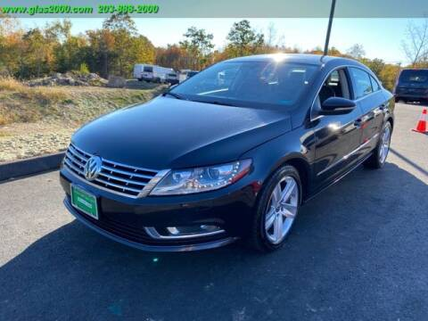 2014 Volkswagen CC for sale at Green Light Auto Sales LLC in Bethany CT