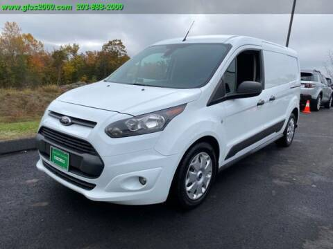 2015 Ford Transit Connect Cargo for sale at Green Light Auto Sales LLC in Bethany CT
