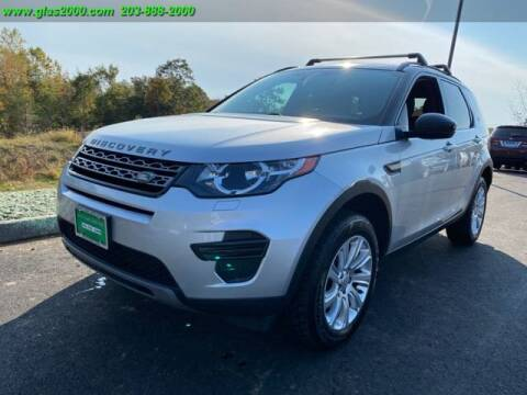2016 Land Rover Discovery Sport for sale at Green Light Auto Sales LLC in Bethany CT