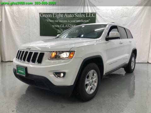 2015 Jeep Grand Cherokee for sale at Green Light Auto Sales LLC in Bethany CT