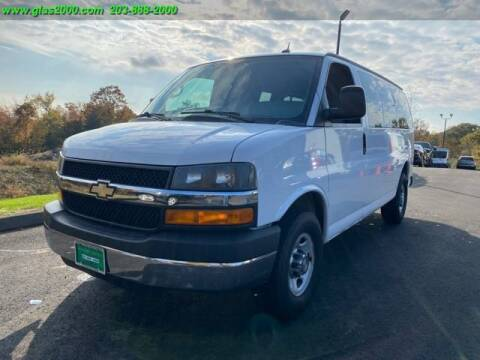 2012 Chevrolet Express Passenger for sale at Green Light Auto Sales LLC in Bethany CT