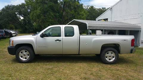 2010 Chevrolet Silverado 1500 for sale at Easy Street Auto Brokers in Lake City FL