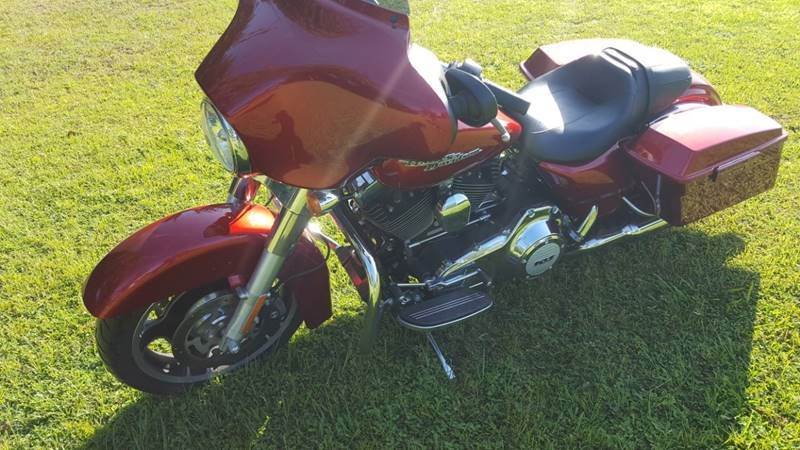 2013 Harley-Davidson Street Glide for sale in Lake City, FL