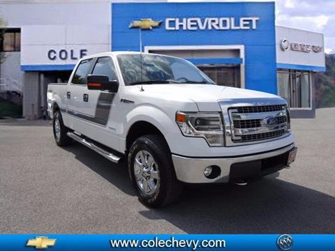 2014 Ford F-150 for sale in Bluefield, WV