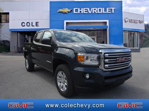 2018 GMC Canyon for sale in Bluefield, WV