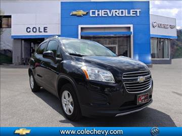 2015 Chevrolet Trax for sale in Bluefield, WV